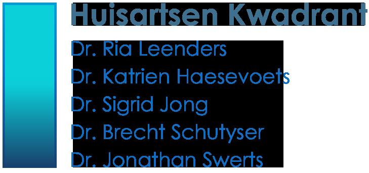 Huisartsen Kwadrant Logo